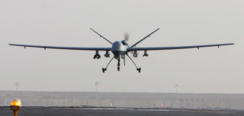 Air Force's hunter-killer UAV now flying in Afghanistan